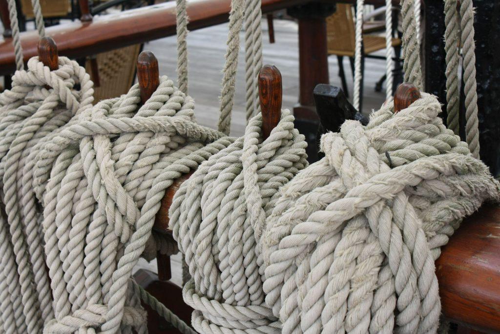 въже от коноп